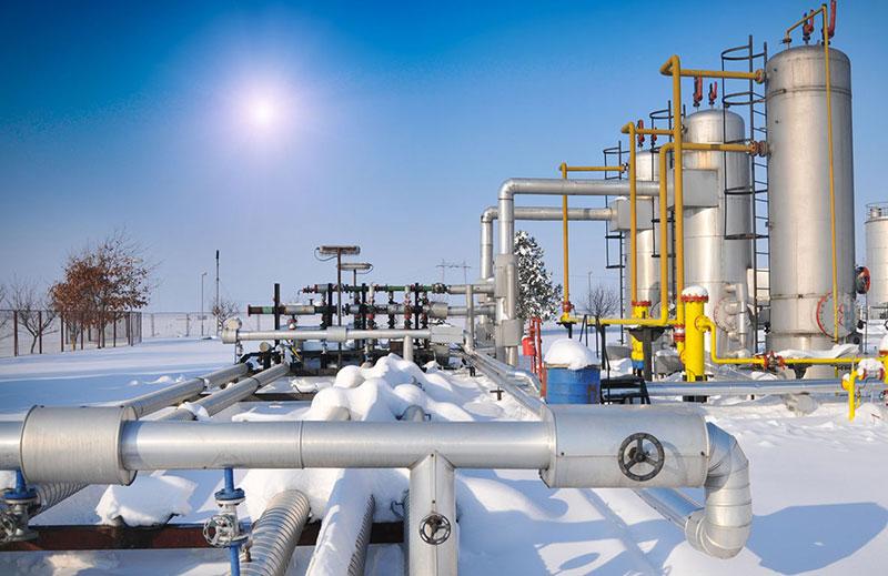 صنعت نفت، گاز و پتروشیمی