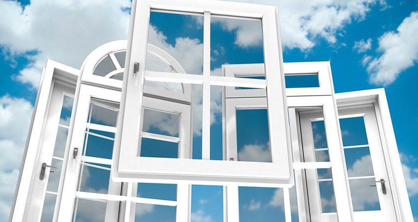 سیلیکاژل در شیشه دو جداره