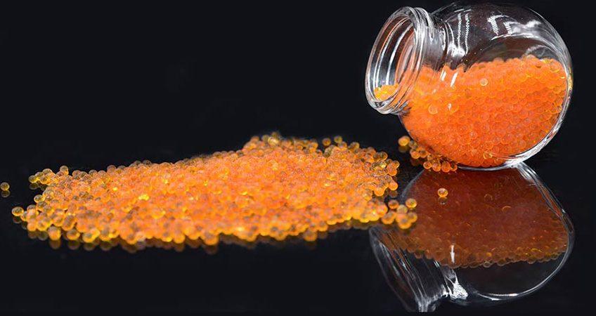 تولید سیلیکاژل نارنجی